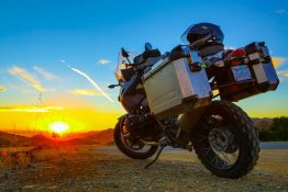 GIVI Adventure Motorcycle Hard Cases