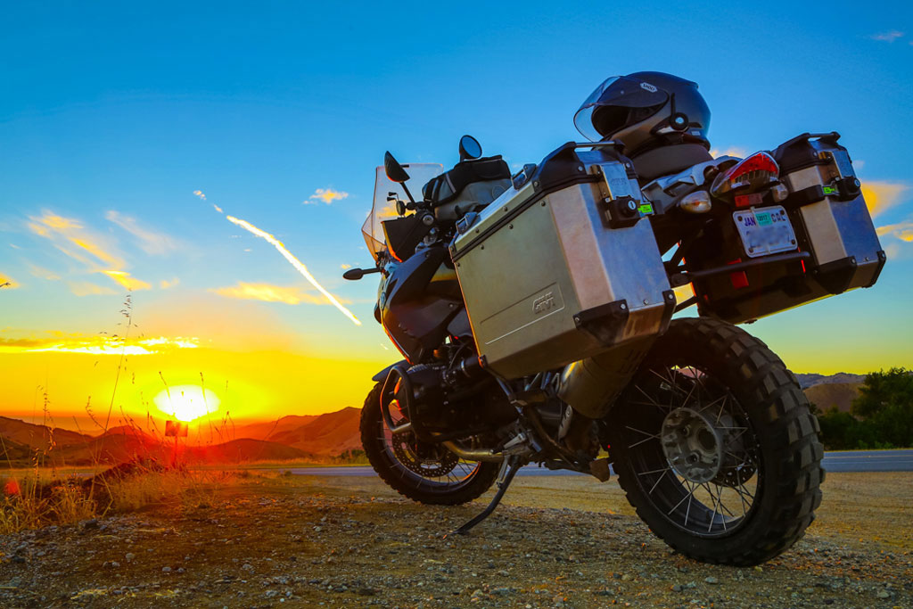 Adventure Touring Motocycles & Rally bikes - Cover