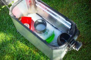 GIVI Adventure Motorcycle Hard Cases - Wash Basin