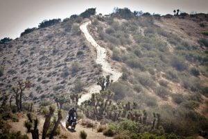 KTM 990 Adventure R off-road test
