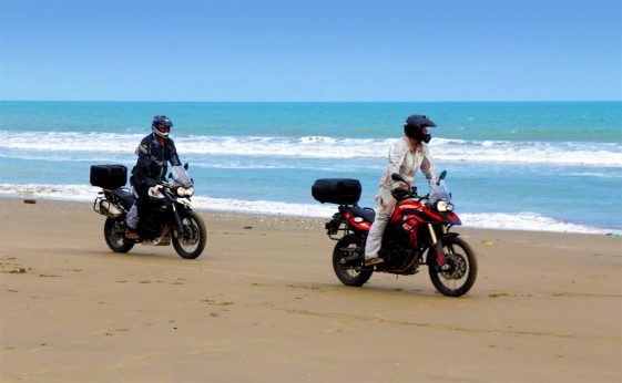 Ecuador Motorcycle Tours