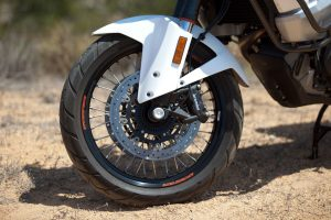 KTM 1290 Super Adventure Offroad wheels and tires