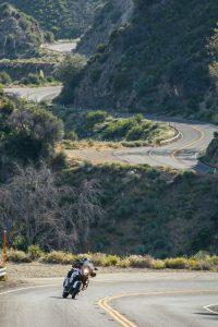 KTM 1290 Super Adventure twisty pavement