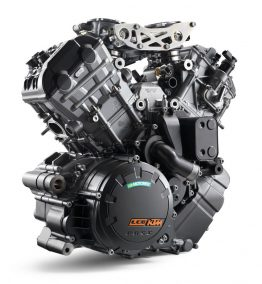 KTM 1290 Super Adventure LC8 Engine