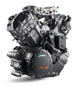 KTM 1290 Super Adventure LC8 Engine