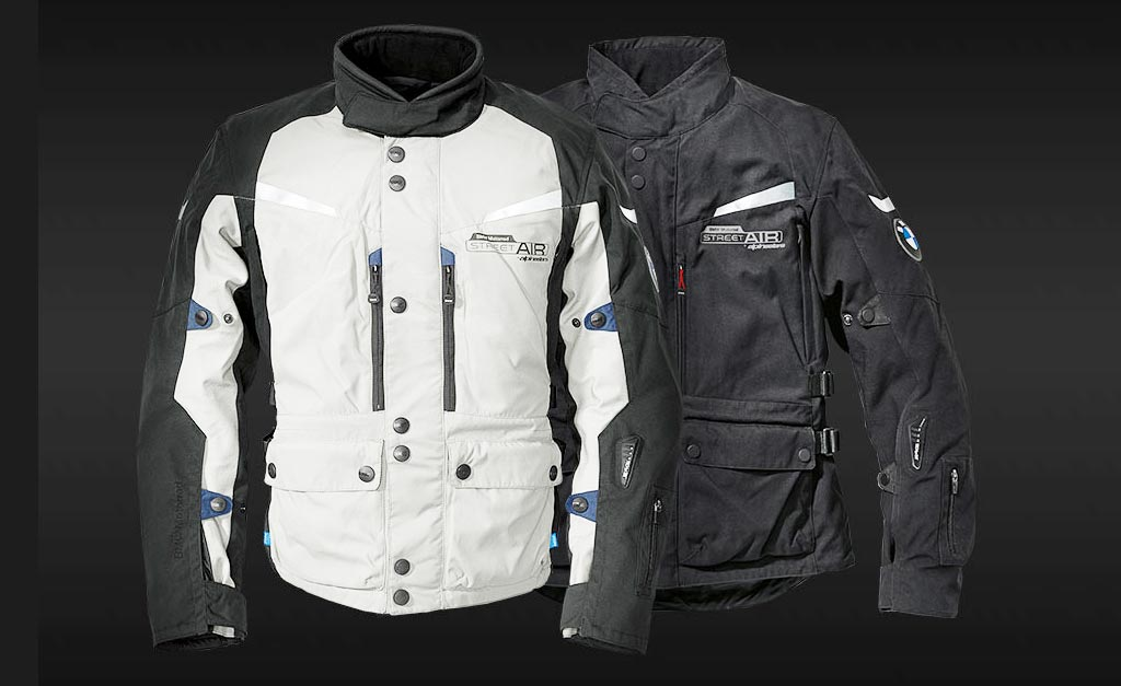 Bmw Launches New Street Air Jacket With Integrated Airbag Adv Pulse
