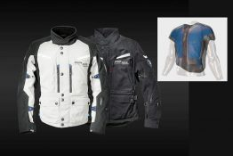 BMW street air dry airbag jacket
