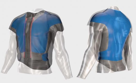 BMW Airbag Jacket Street Air Dry