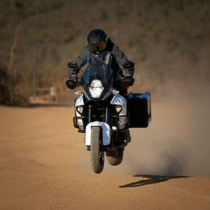 KTM 1290 Super Adventure Offroad Jump