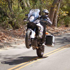 KTM 1290 Super Adventure Power Wheelies
