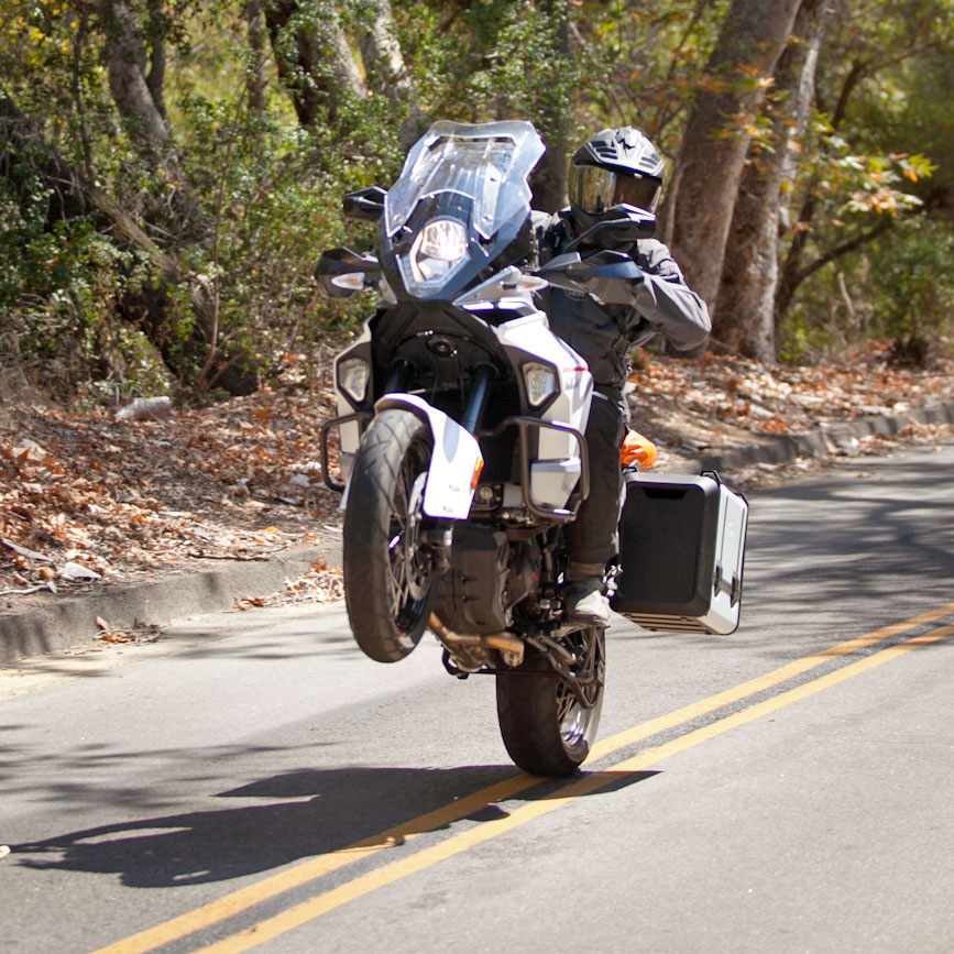 ktm 1290 super adventure review - adv pulse