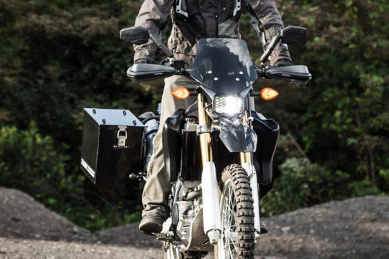 Yamaha WR250R upgrades - LED Headlight Bulb