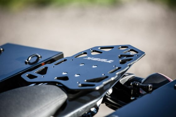 Yamaha WR250R Upgrades Tusk Top Rack