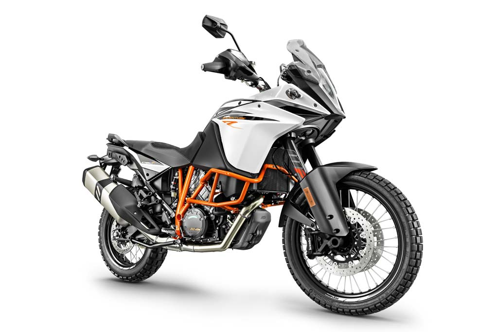 reasons to get excited about the 2017 ktm 1090 adventure r