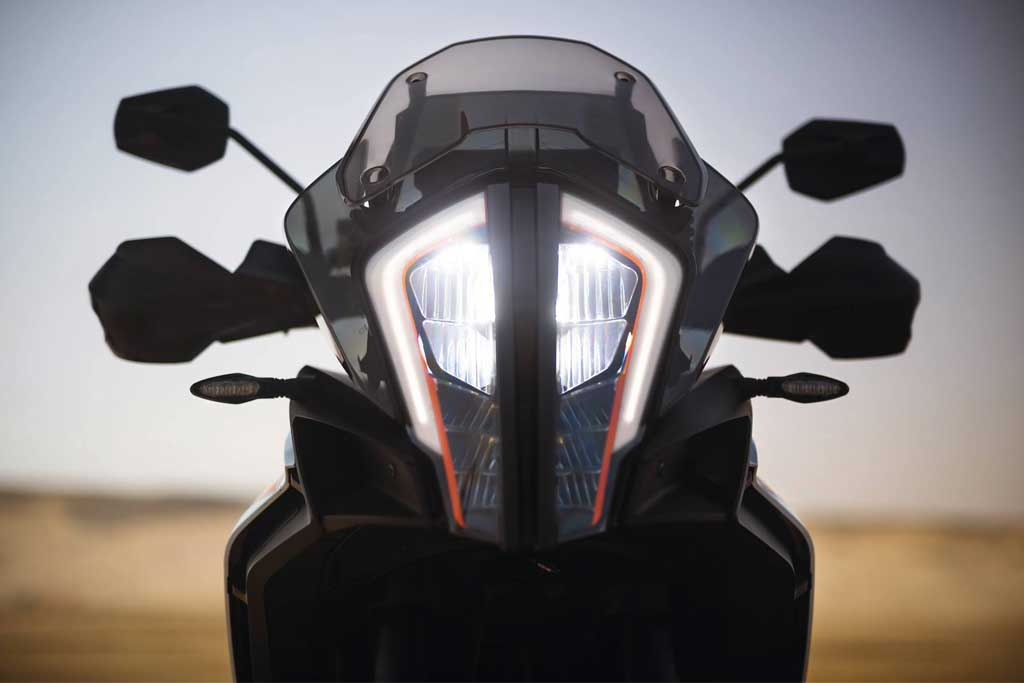 2018 ktm adventure bikes. perfect 2018 2017 ktm 790 avdenture headlight styling for 2018 ktm adventure bikes l