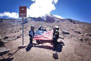Carl Reese Endurance Record Breaker in Ecuador