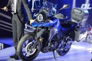 Suzuki V-Strom 250 DL250 concept revealed