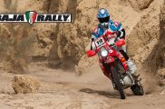 Baja Rally 2016 Competition Heats up!
