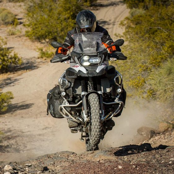 BMW R1200GS Adventure Off-Road
