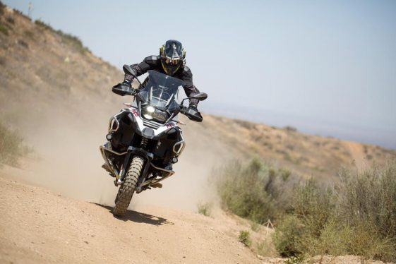 BMW R1200 GS Adventure whoops