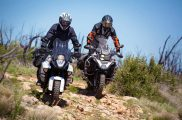 KTM 1290 Super Adventure vs. BMW R1200GS Adventure