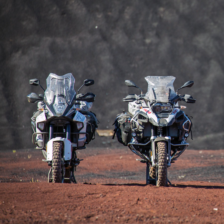 Bmw Gs 1200 Vs Ktm 1190 Html Autos Post