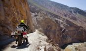 Riding South America - Expedition 65