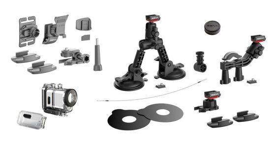 sena prism action camera accessories