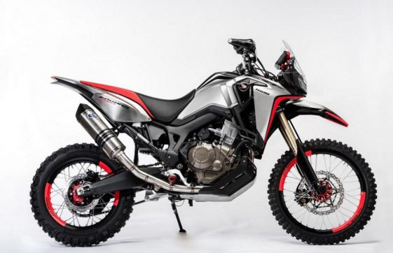 Honda Africa Twin Enduro Sports Concept Adventure Bikes