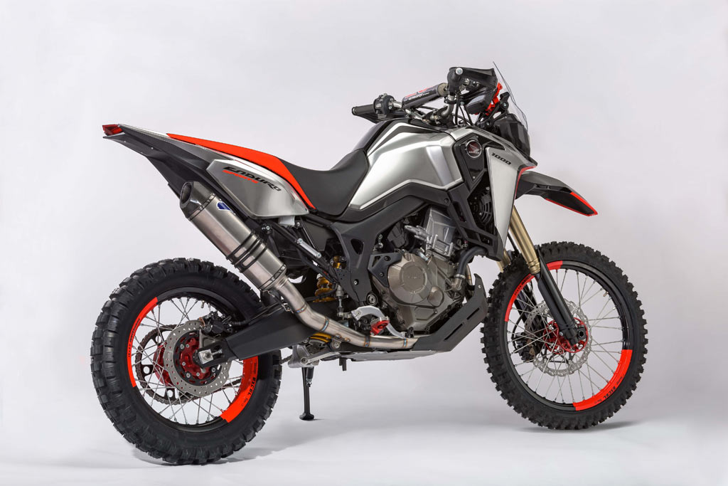 Honda Shows Off New Africa Twin Enduro Sports Concept - ADV Pulse