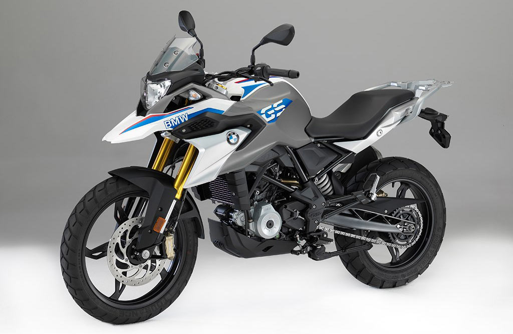 New 2017 Bmw G310gs Unveiled At Eicma Adv Pulse
