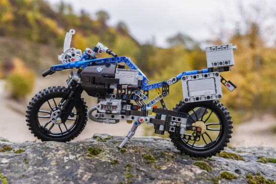 LEGO Technic BMW R1200GS Adventure