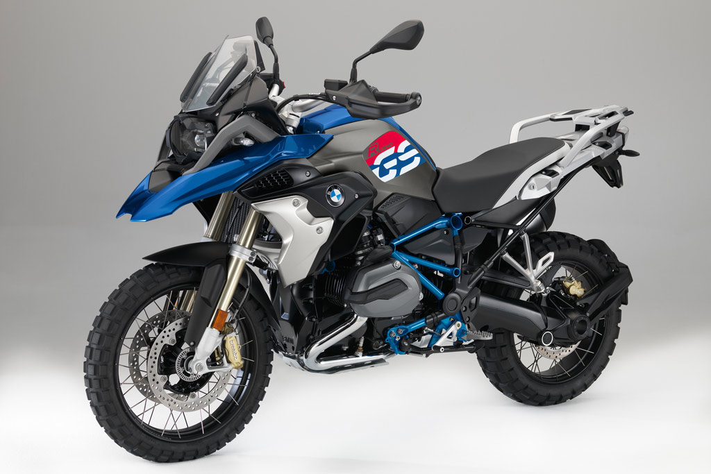 New BMW R1200GS Rallye Offers Improved Off-Road
