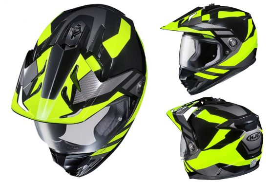 HJC Dual Sport Helmet DS-X1