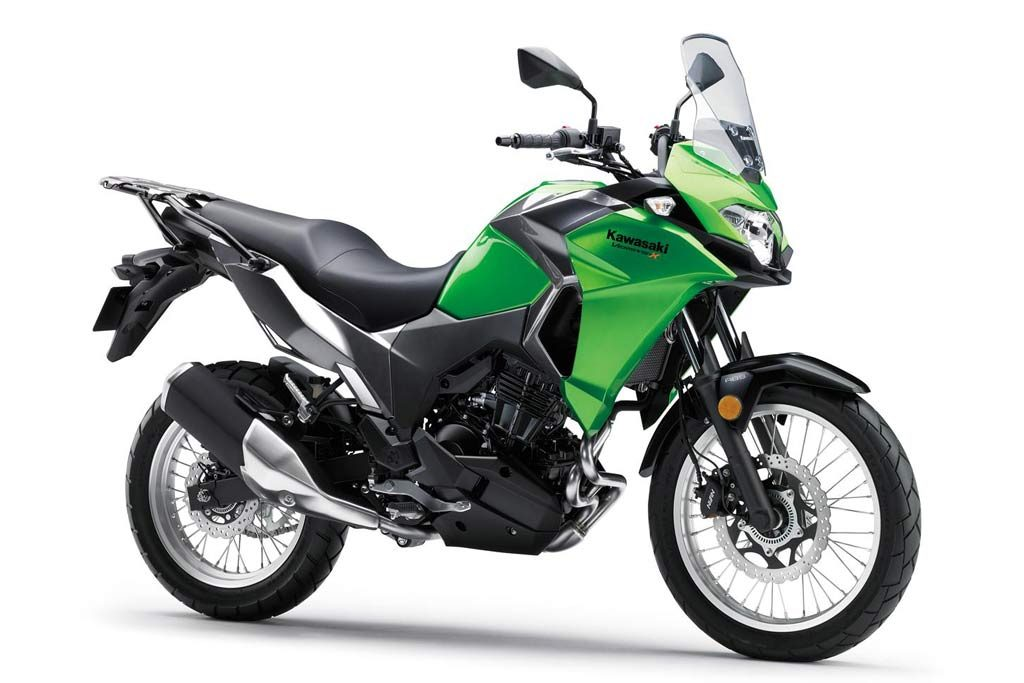 Versys-X 300: Kawasaki's New Small and Versatile Overlander