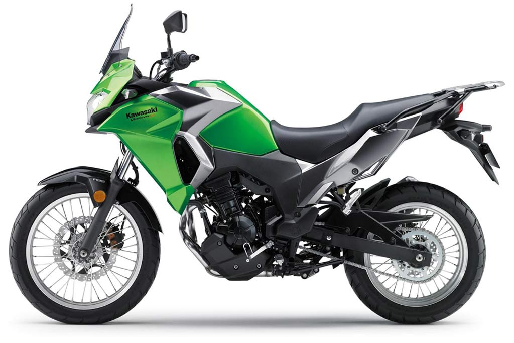 versys x 300 kawasaki 39 s new small and versatile. Black Bedroom Furniture Sets. Home Design Ideas