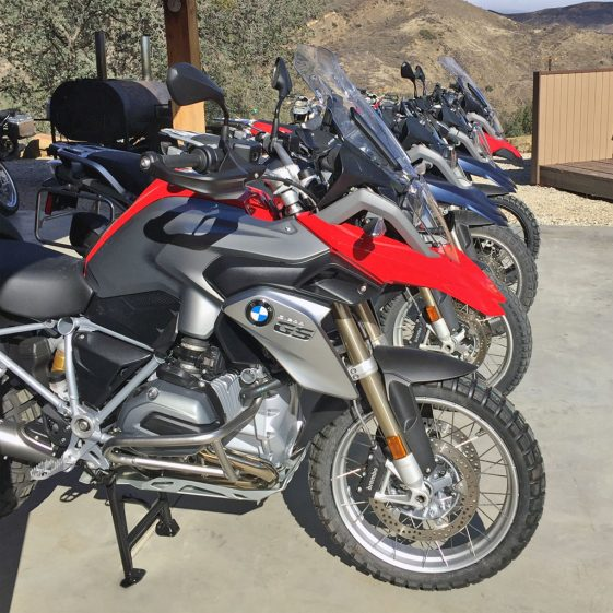 Clean BMW R1200GS for sale