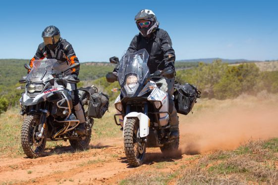 ktm 1290 super adventure vs bmw r1200gs adventure journey