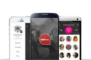 Sena Ride Connected App