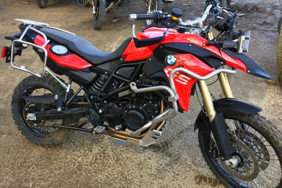 BMW F800GS for sale