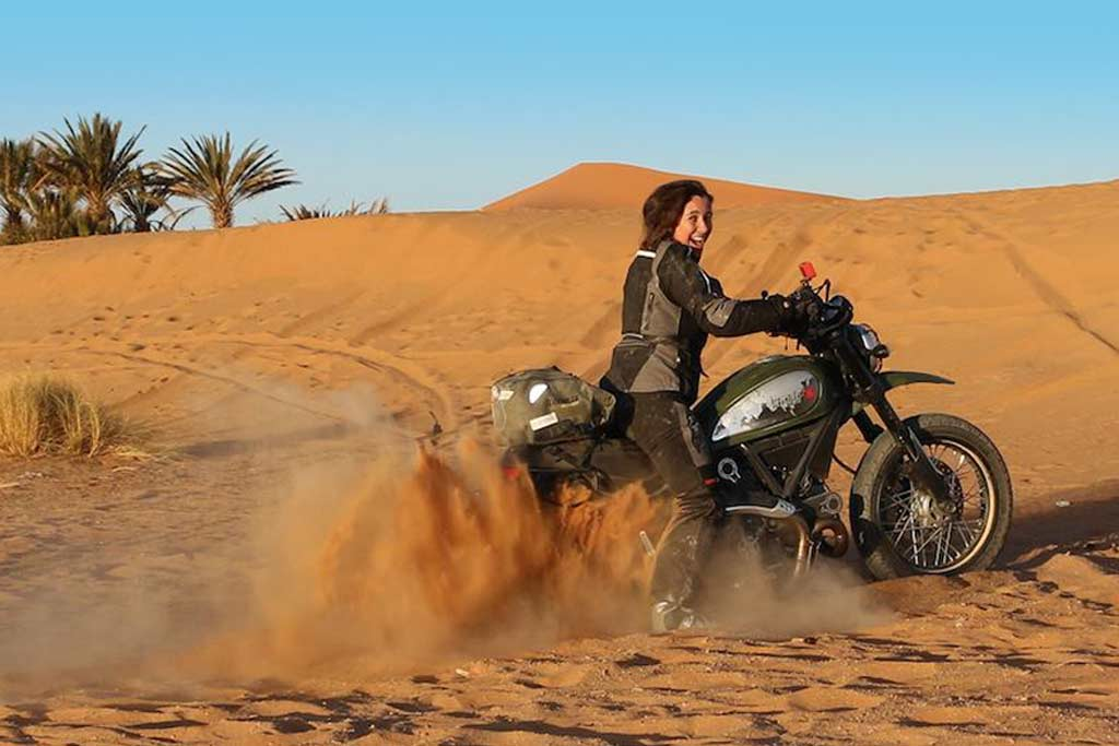 6 Women Adventure Riders Who Ride The World Solo - Part 2 - Page 2 of 2 - ADV Pulse