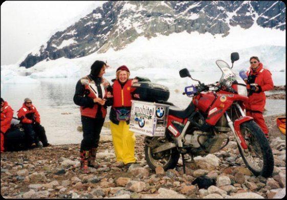 Women Riders: Benka Pulko Record setting journey