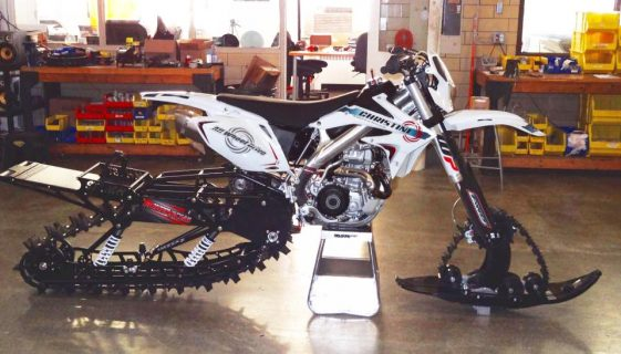 Christini Technologies AWD II-Track