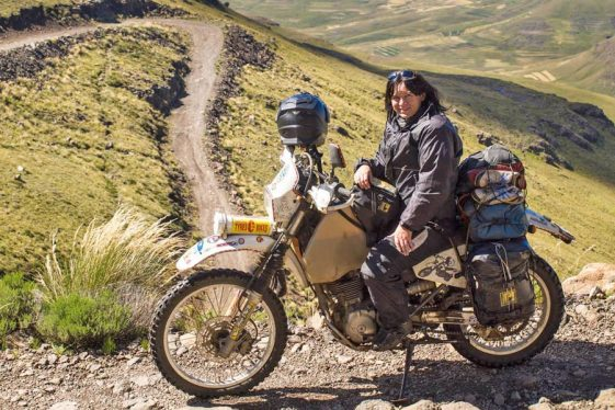 Traveling Tips For Solo Female Adventure Riders - ADV Pulse