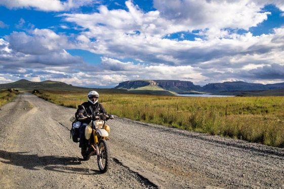 Mujeres Jinetes: Danielle Murdoch Adventure Rider
