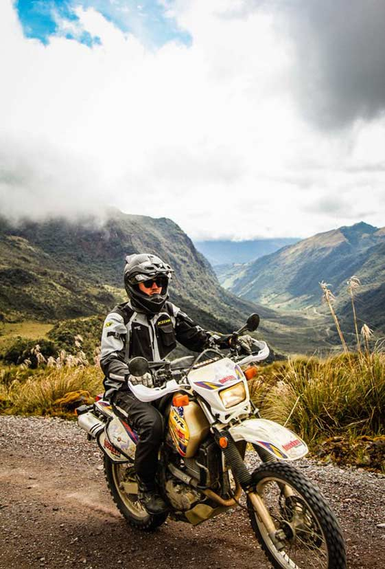 Ecuador Freedom Adventure Motorcycle Tour