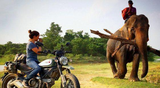 Mujeres Jinetes: Alicia Sornosa Adventure Rider