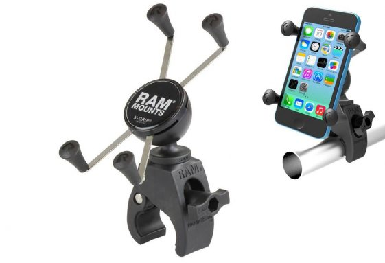 Christmas stocking stuffers: Ram Mount Tough Claws X-Grip