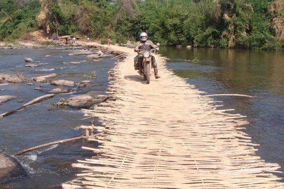 Vietnam Adventure Bike