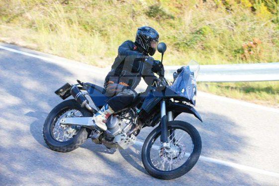 New KTM 390 Adventure